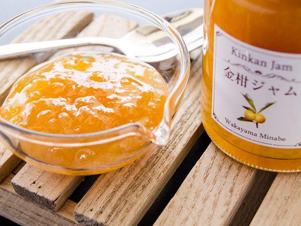 松川農園の金柑ジャム